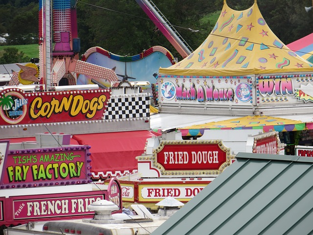 Photo of fair Food