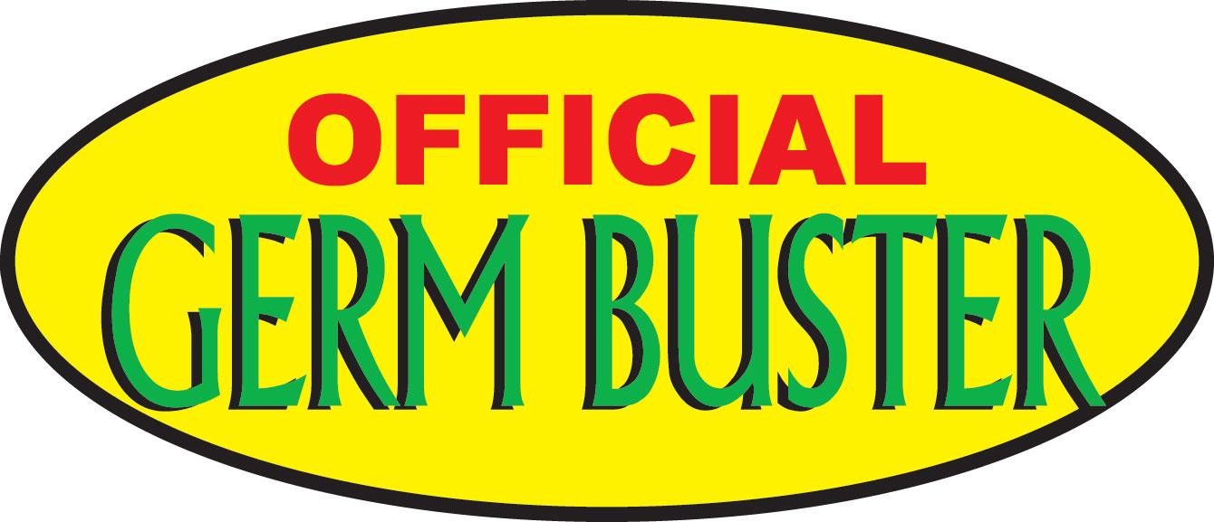 Germ Buster official seal JPEG